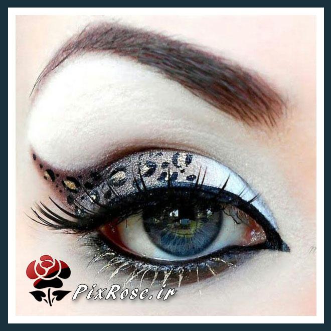 مدل های زیبای آرایش چشم,چشم خوشگل,دختر خوشگل,آرایش چشم زیبا,سایه چشم های جدید مجلسی,آرایش چشم,مدل های تصویری از آرایش چشم,آرایش چشم زنانه,مدل ابروی پهن,آموزش صحیح اصلاح ابرو,آرایش چشم آبی,سایه آبی,آرایش,pixrose,eye makeup