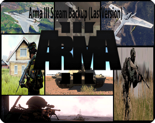 Arma 3 Steam Backup Free Download