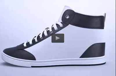 تولید کفشی که دارای صحفه نمایش مخصوص است+فیلم , عمومی