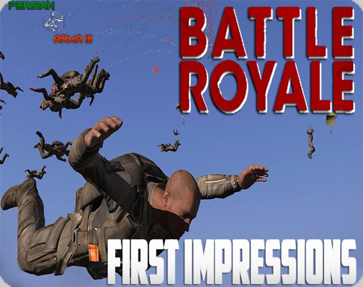 دانلود مود اختصاصی battleroyale برای Arma 3