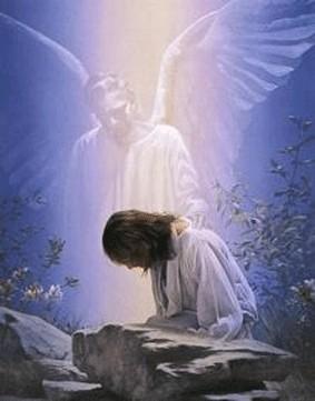 آدم و فرشته