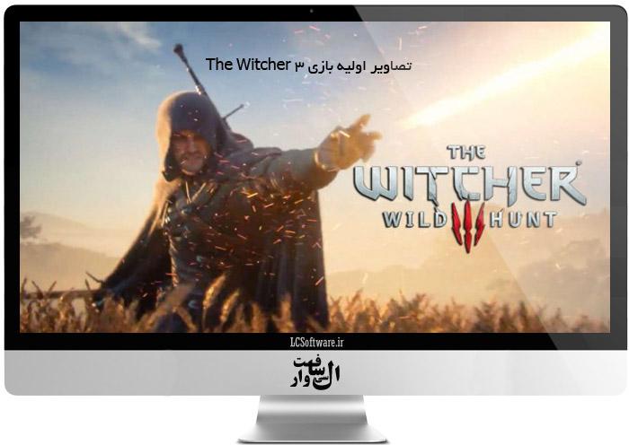 تصاویر اولیه بازی The Witcher 3