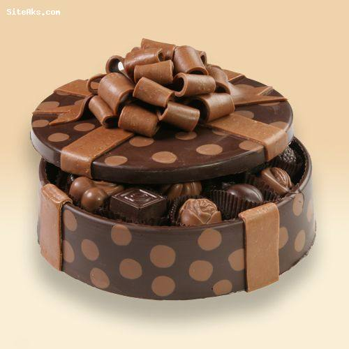 نتیجه تصویری برای شکلات تولد