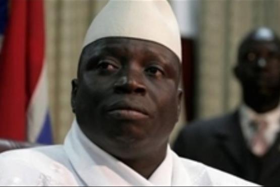 حکومت گامبیا جمهوری اسلامی شد , بین الملل