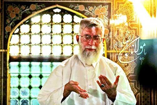 سخنان کوتاه وپرمحتوا از حضرت امام رضا (ع) – مقام معظم رهبری در بارگاه ملکوتی امام رضا(ع)