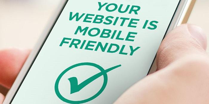 بازاریابی موبایلی website mobile friendli