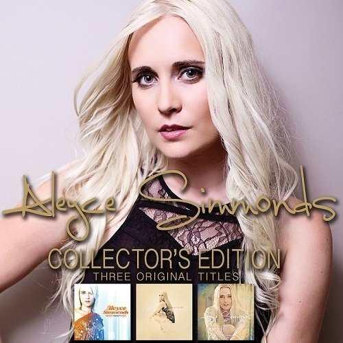 البوم Aleyce Simmonds – Collector's Edition 2015