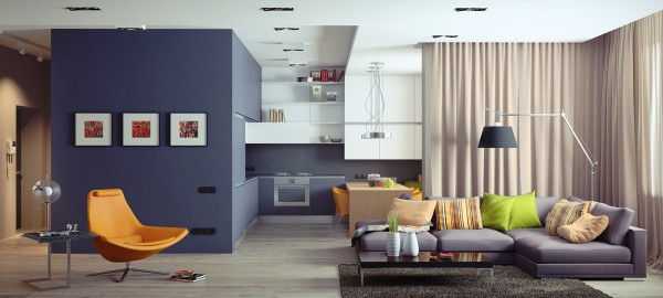 خانه هایی با کمدهای جادار