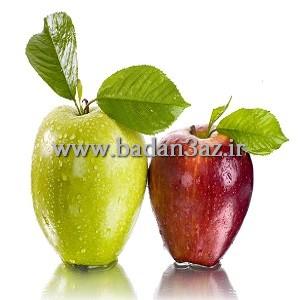 سیب برای رژیم شیش تیکه کردن بدن