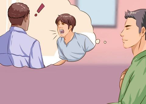 طریقه آرام کردن در زبان انگلیسی