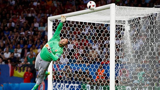 10 سیو برتر یورو 2016 فرانسه