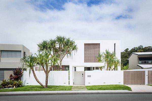 طراحی معماری منزل به سبک گرمسیری
