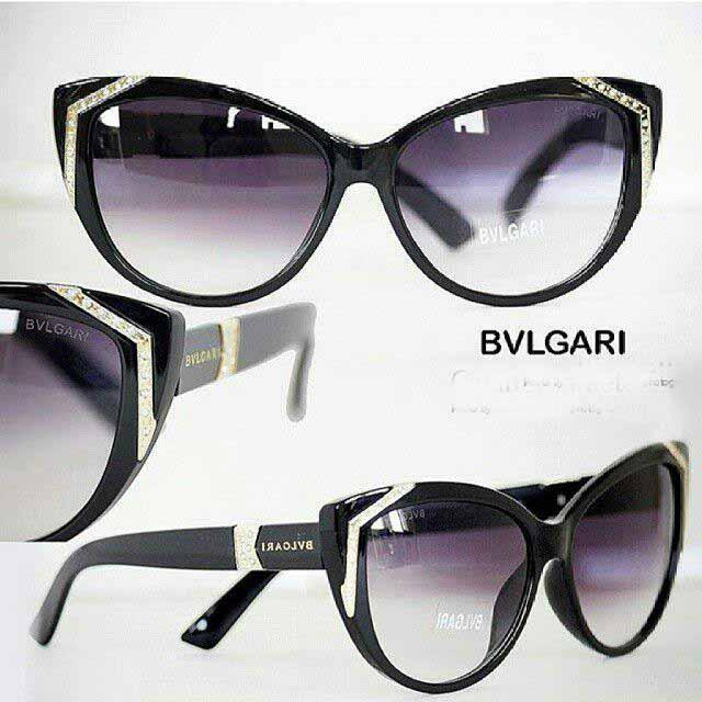 عینک نگین دار بولگاری جدید زنانه