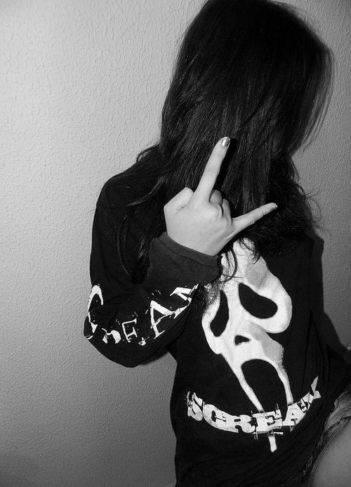 Фото на аву для рок девушек