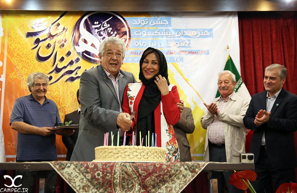 بیوگرافی و عکسهای رضا فیاضی و همسرش