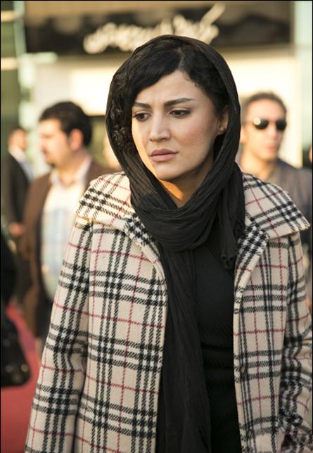شیلان رحمانی در نشست فیلم حکایت عاشقی