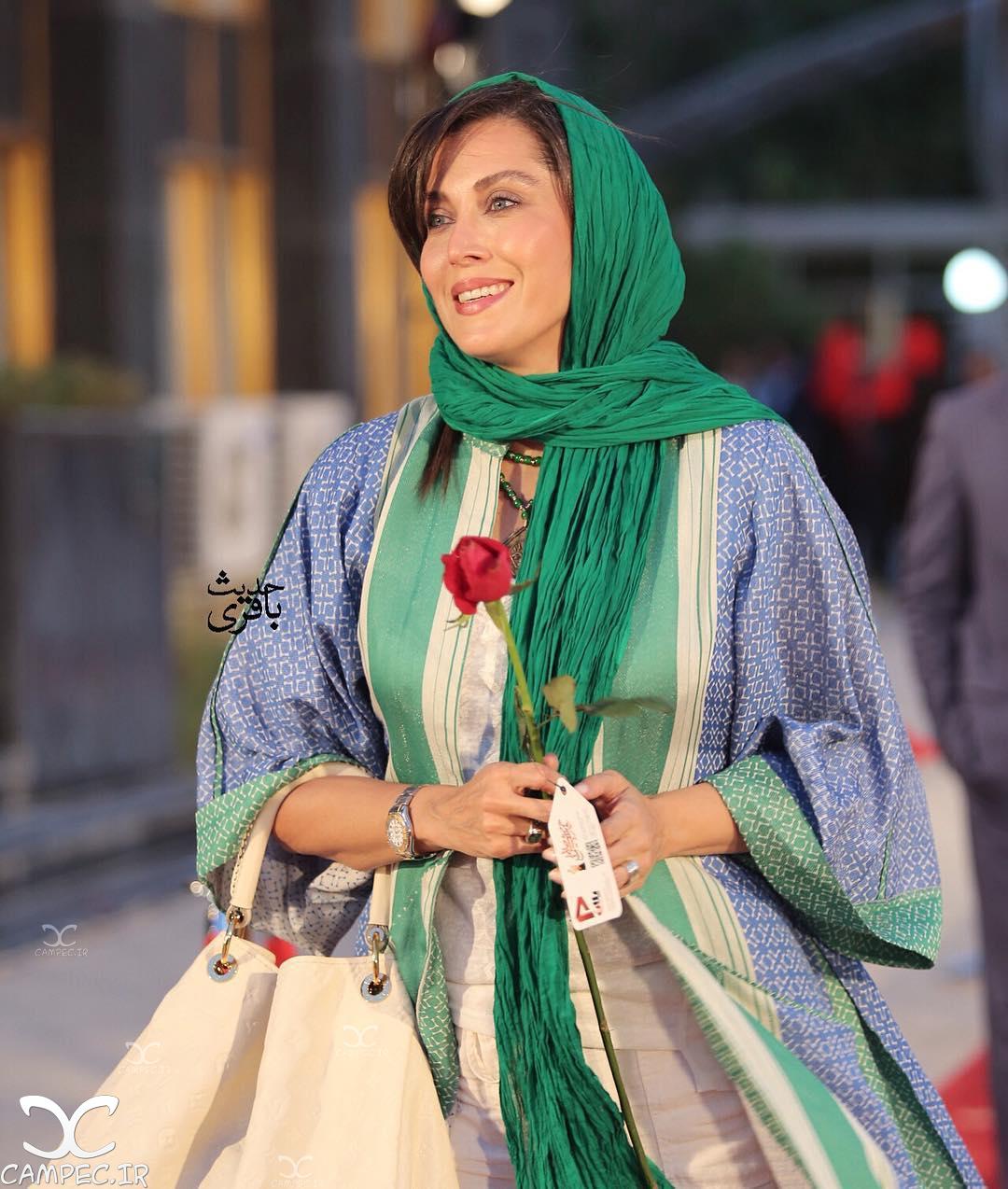 مهتاب کرامتی در جشن حافظ