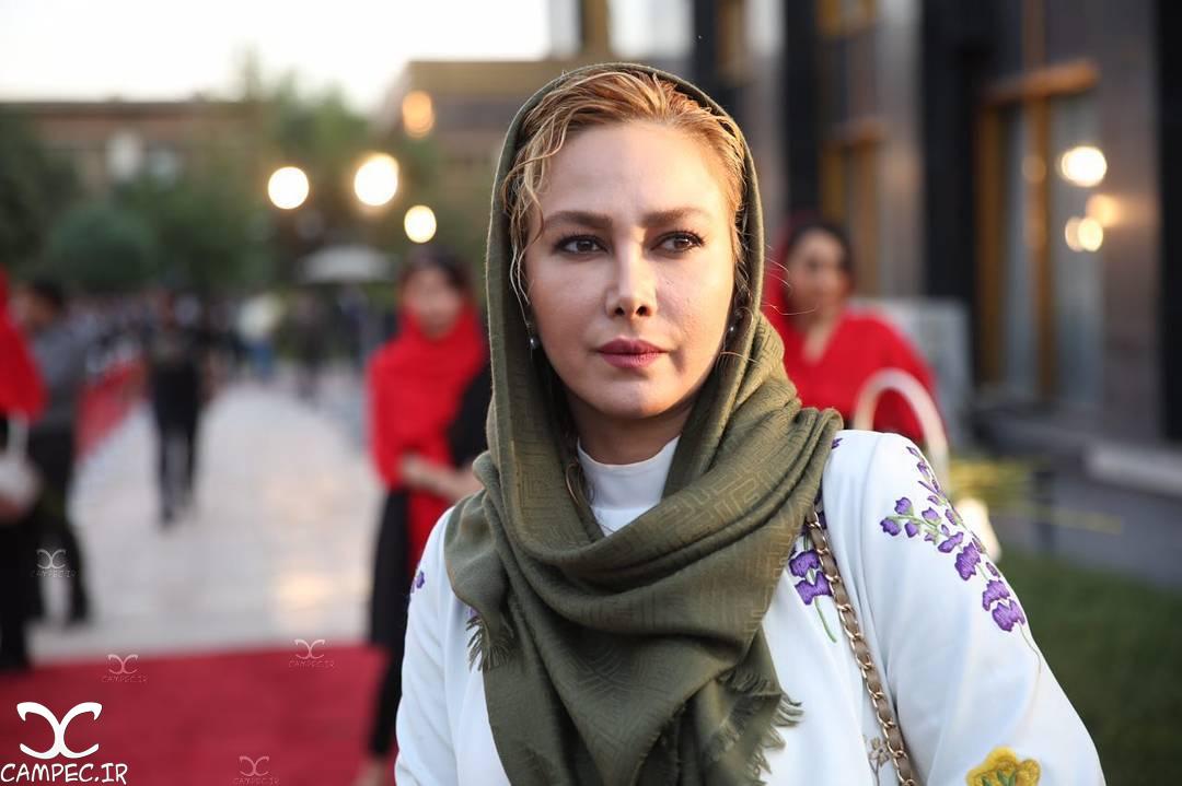 آنا نعمتی در جشن حافظ