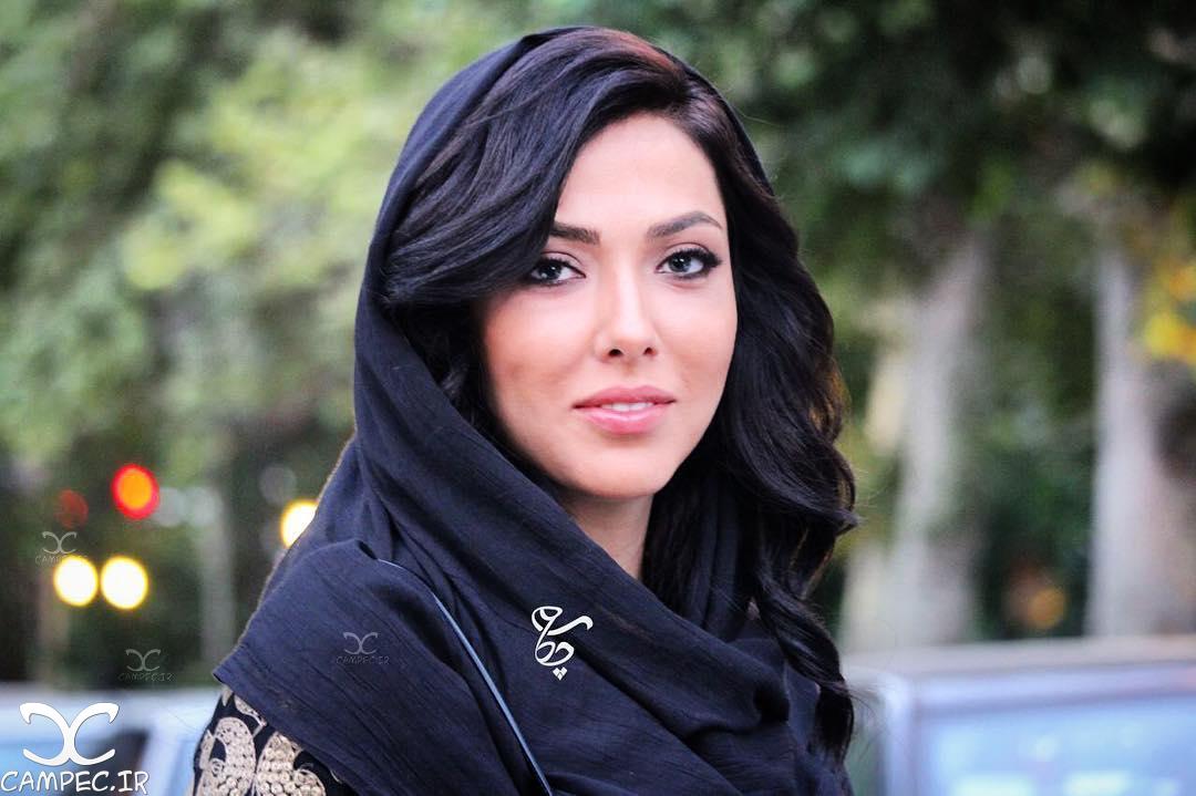 لیلا اوتادی در جشن حافظ