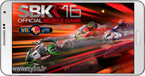 دانلود بازی SBK16 Official Mobile Game 1.02 - مسابقات موتورسواری برای اندروید + دیتا