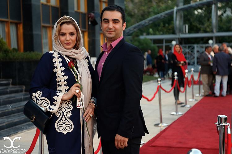 قسمت سوم عکسهای بازیگران در شانزدهمین جشن حافظ