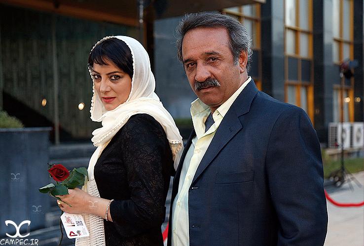 حمیرا ریاضی و علی اسیوند در شانزدهمين جشن حافظ