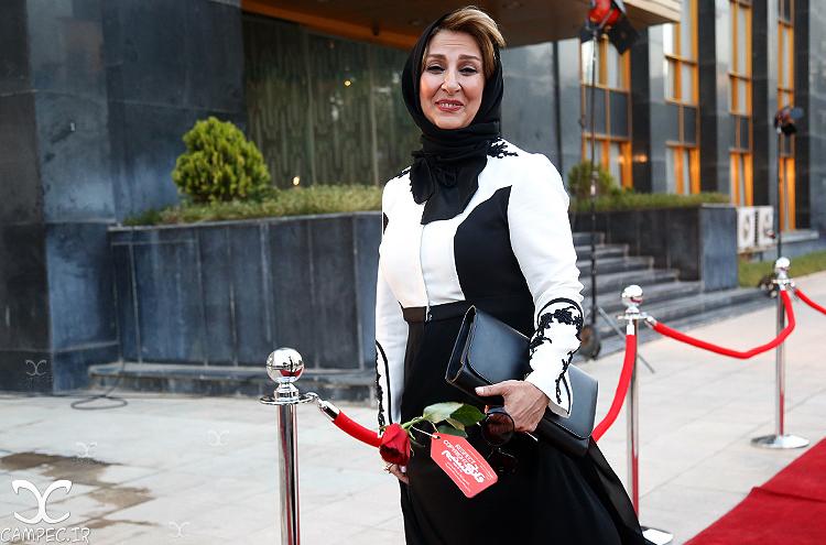 مرجانه گلچین در شانزدهمين جشن حافظ