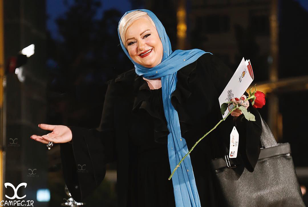 نعیمه نظام دوست در شانزدهمين جشن حافظ