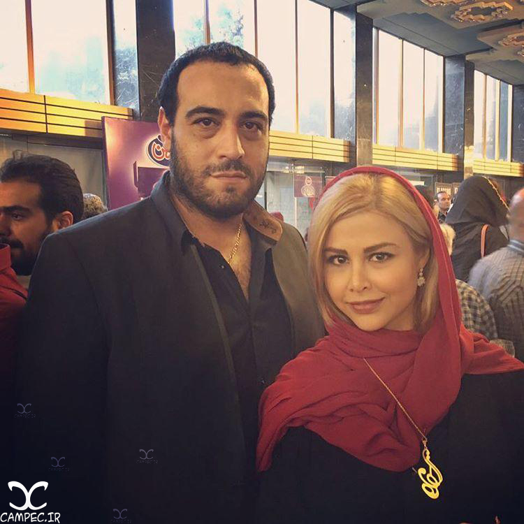 یاسمینا باهر و امیریل ارجمند در شانزدهمين جشن حافظ