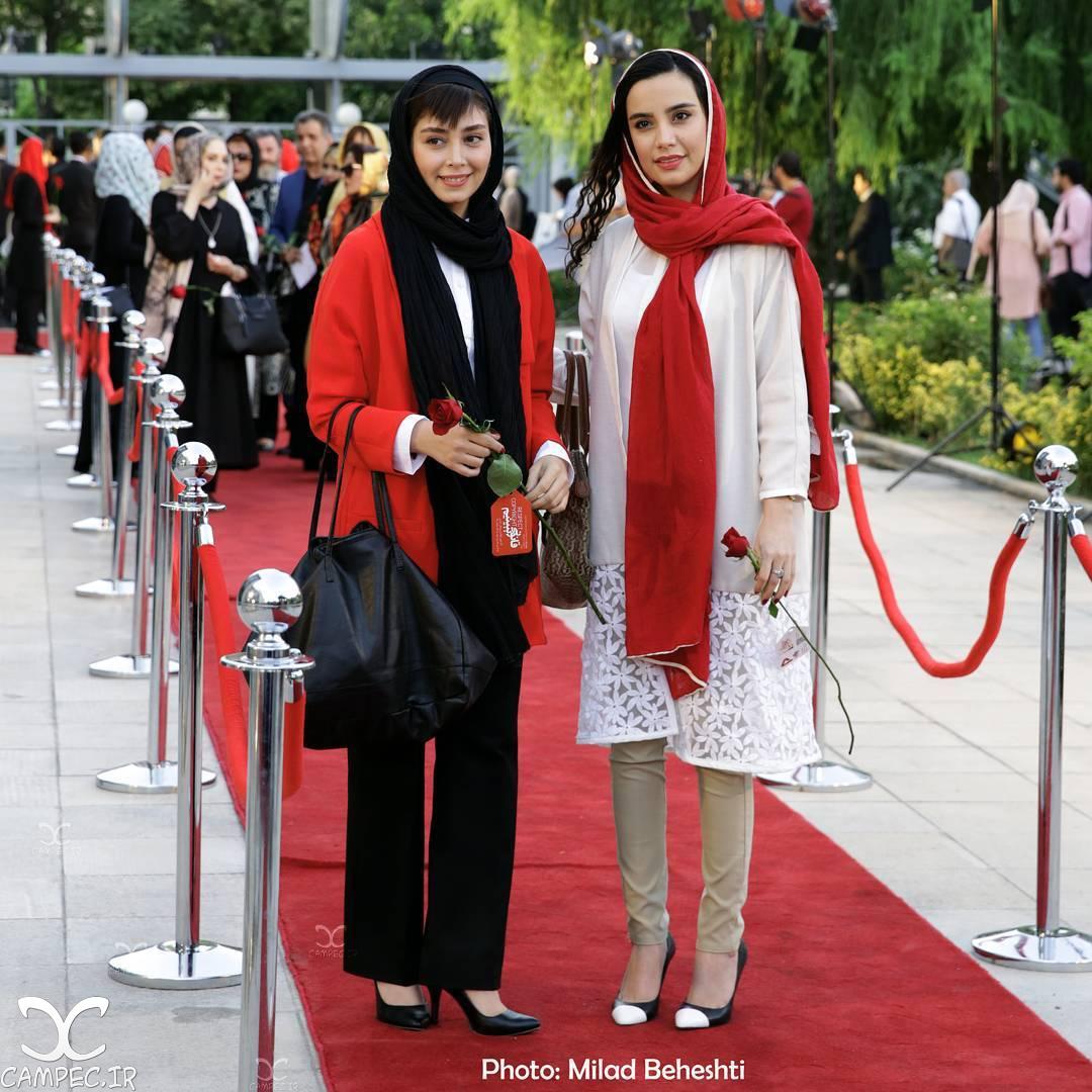 بیتا بیگی و دیبا زاهدی در شانزدهمين جشن حافظ