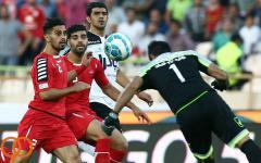 نتیجه بازی پرسپولیس سایپا 5 مرداد 95 هفته اول لیگ برتر گلها و خلاصه