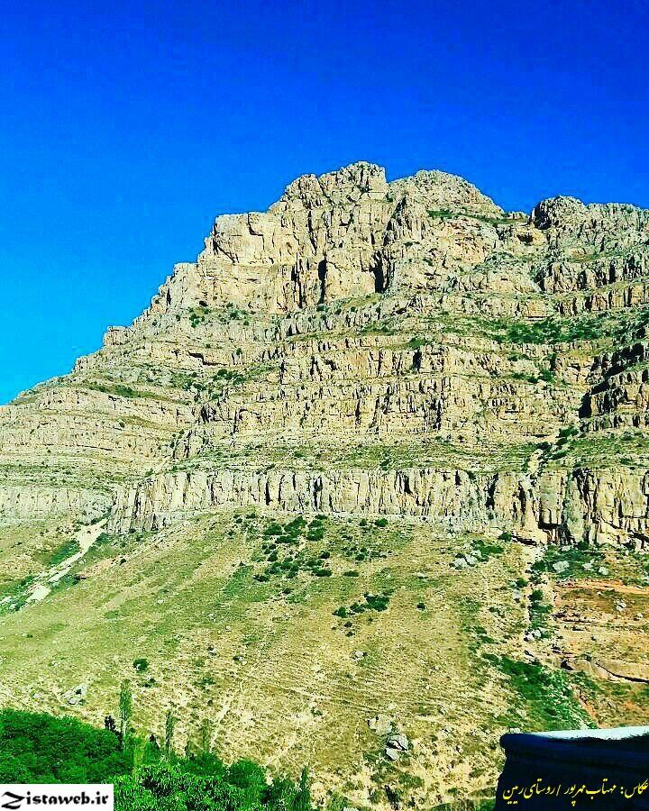 عکسی بسیار زیبا از روستای ریین / عکاس : خانم مهتاب مهرپور