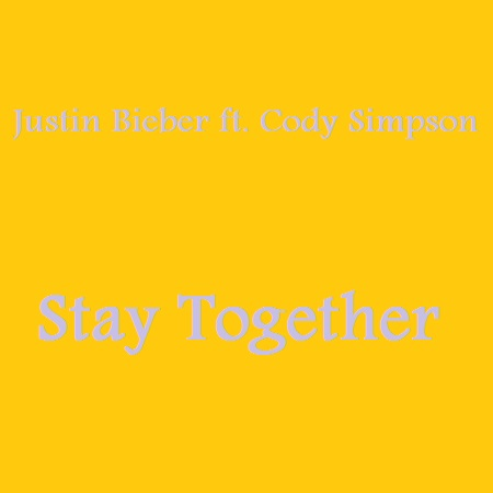 justin bieber stay together