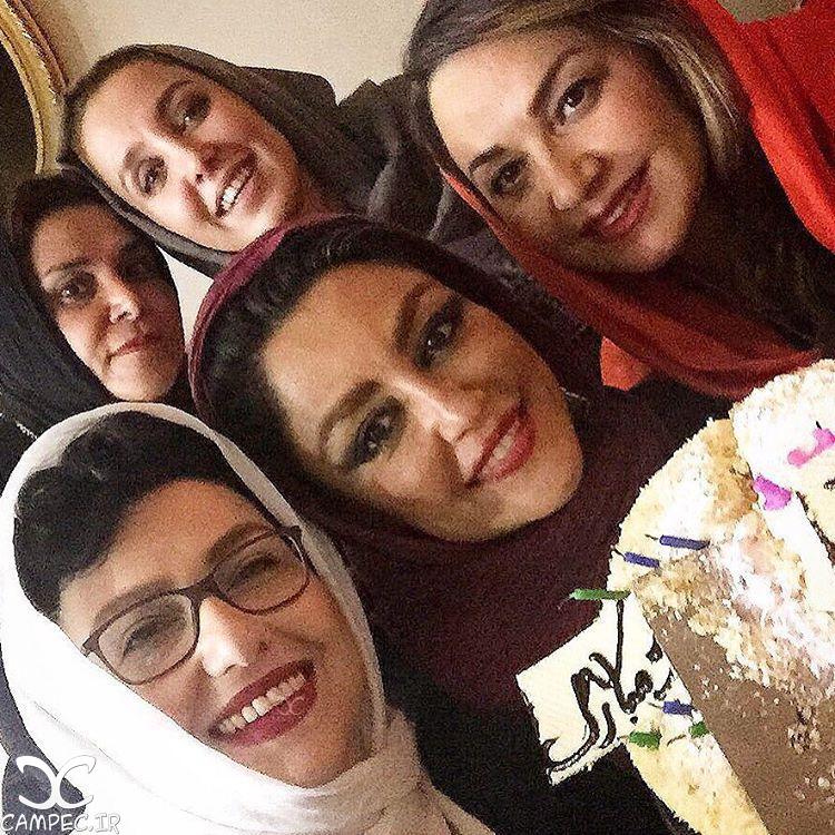 همسر شقایق فراهانی عکس جدید بازیگران خانواده شقایق فراهانی جشن تولد بیوگرافی شقایق فراهانی