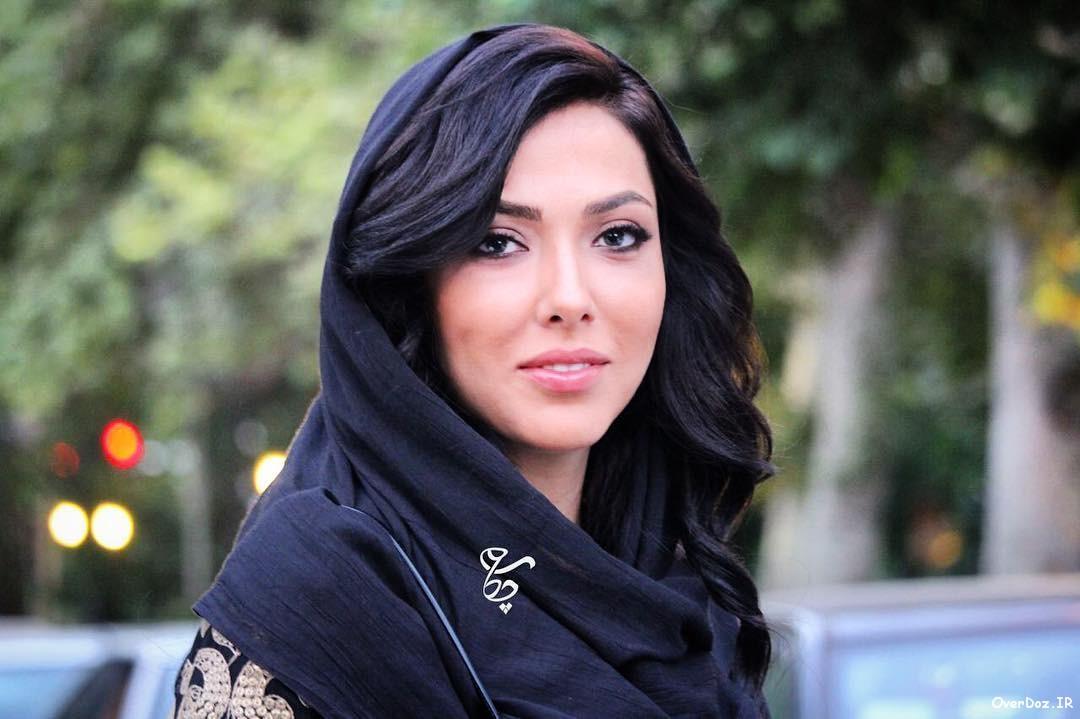 عکسهای جدید لیلا اوتادی در شانزدهمین جشن حافظ 95