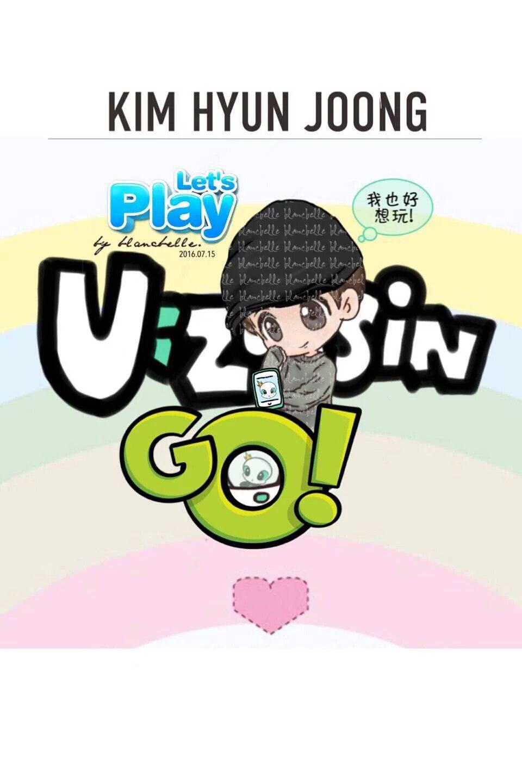 [blancbelle Fanart] Kim Hyun Joong - lets play UzoosinGo [2015.07.15]