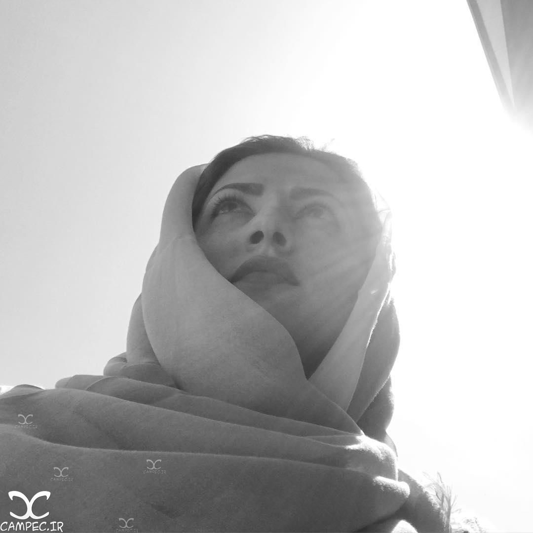 عکس سلفی سمیرا حسینی