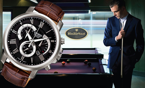 فروش ساعت کاسیو ادیفایس مردانه مدل تجاری 506