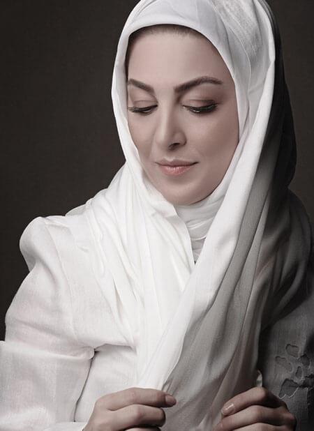 عکس ازدواج ژیلا صادقی و همسرش+بیوگرافی و فیلم مصاحبه