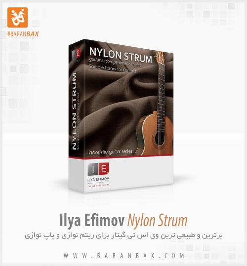 دانلود وی اس تی ریتم نوازی گیتار Ilya Efimov Nylon Strum