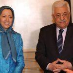 واسطگی و فشار سعودی پشت دیدار مریم قجر با محمود عباس