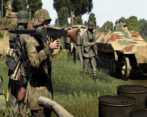 دانلود مود Arma 3 world war II - IRON FRONT به روز شد