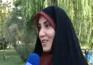 فیلم بیهوش شدن معصومه احمدی مجری هواشناسی در اجرای زنده+بیوگرافی