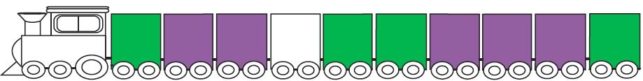 الگوهای رنگی مثال 4