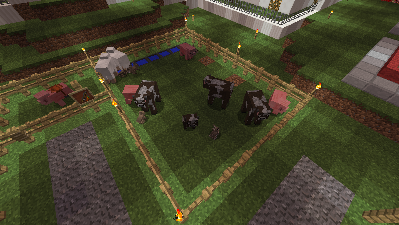 محل پرورش حیوانات