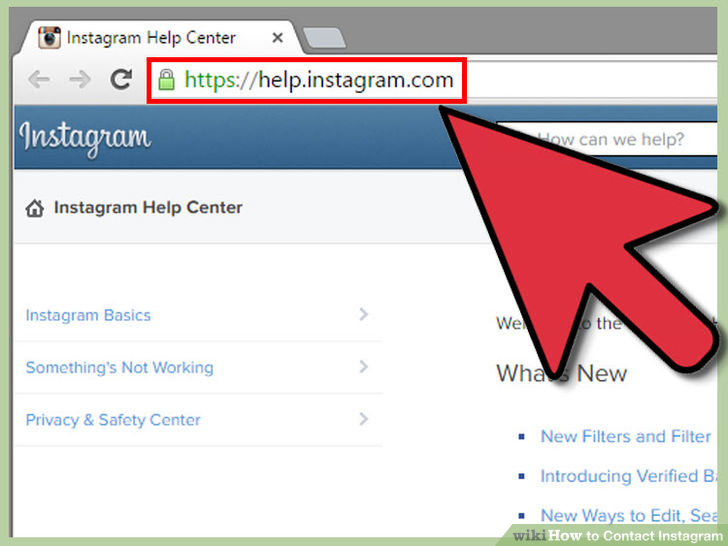 Instagram Help Center