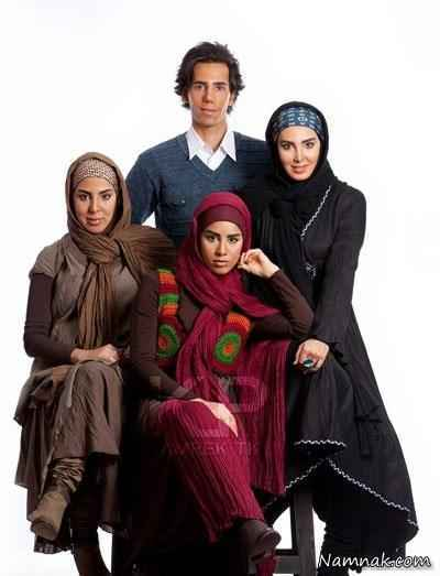 عکس خانوادگی لیلا بلوکات