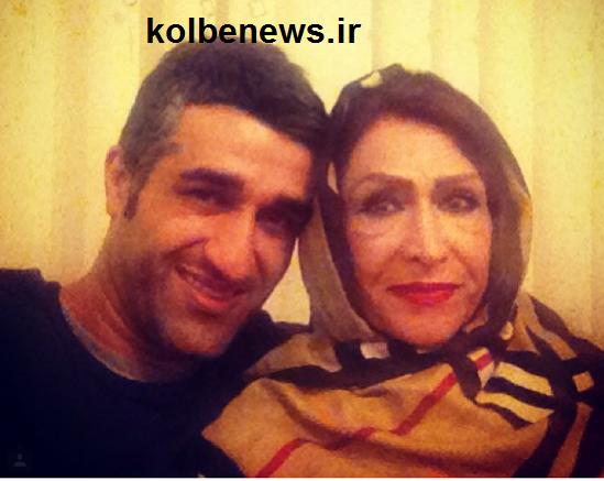 عکس و فیلم خبر درگذشت مادر پژمان جمشیدی+زمان و مکان تشییع و عکس