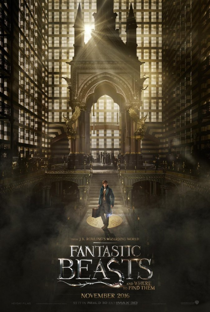 تریلر فیلم FANTASTIC BEASTS AND WHERE TO FIND THEM