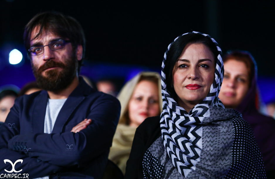 مریلا زارعی در کنسرت شهرام و حافظ ناظری